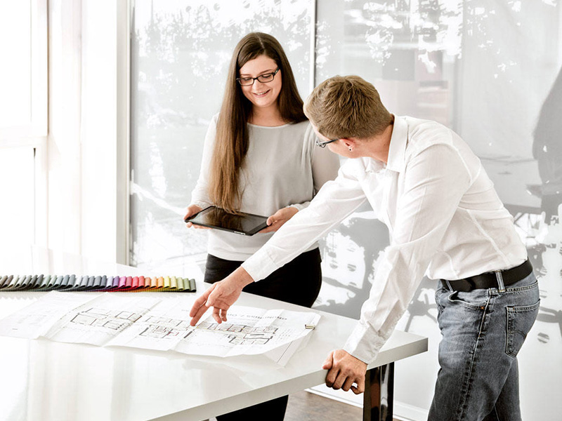 Einrichtungsberatung & Planung
